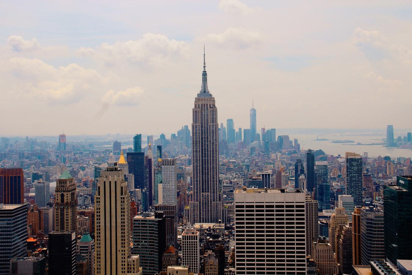 ¿Vacaciones en SEPTIEMBRE?  </BR> Vuelos directos a NUEVA YORK </br> x 130€ trayecto