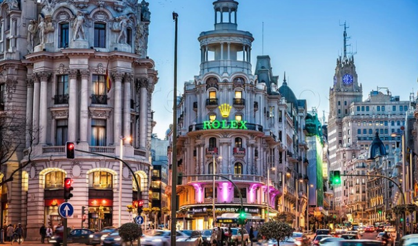 Hotel con desayuno en la GRAN VÍA de MADRID </br> x 34€ pp/noche