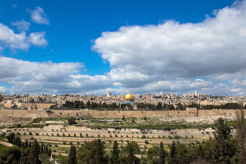 ¡OFERTÓN! </br> Vuelos directos a ISRAEL</br> x sólo 92€ ida y vuelta