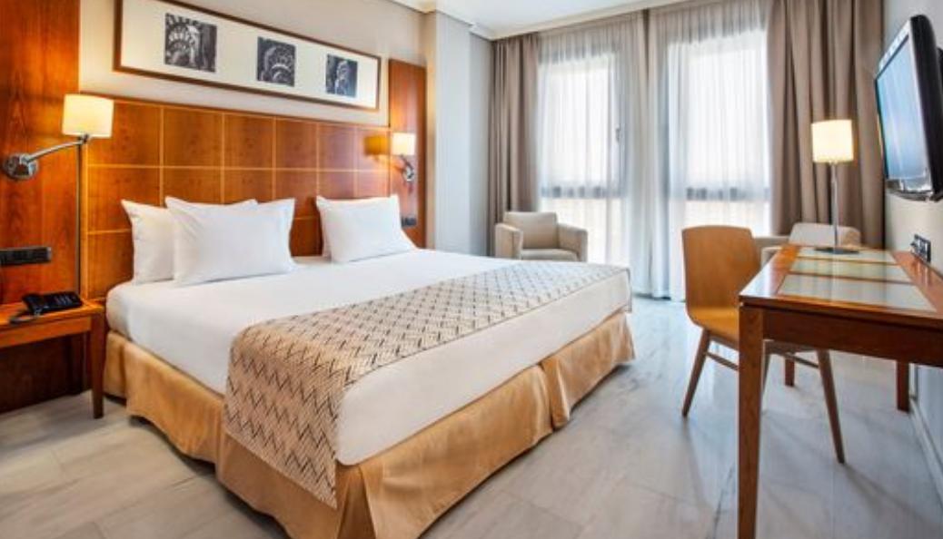Hotel 4* en CÓRDOBA </BR> x sólo 16€ pp/noche
